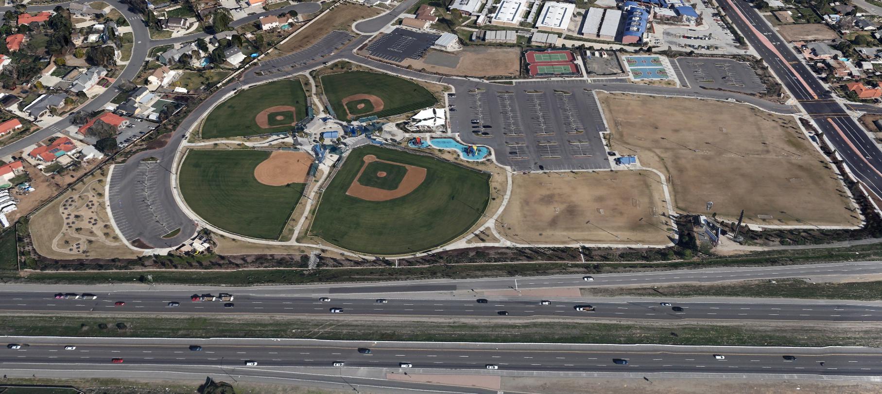 El Cerrito Sports Park