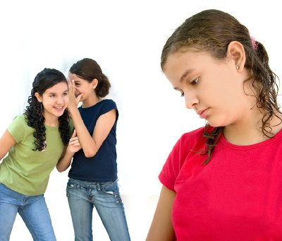 """Girls often engage in what some call """"social bullying."""""""