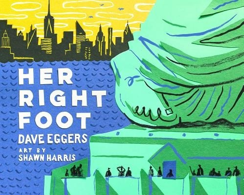 Dave Eggers' picture book about immigration.