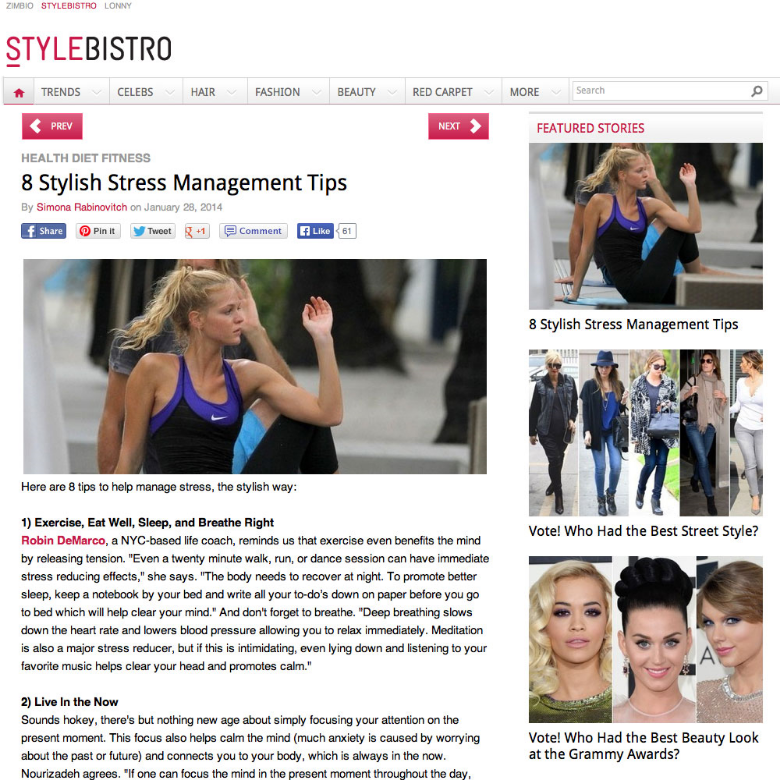 Click  here  for full article at stylebistro.com