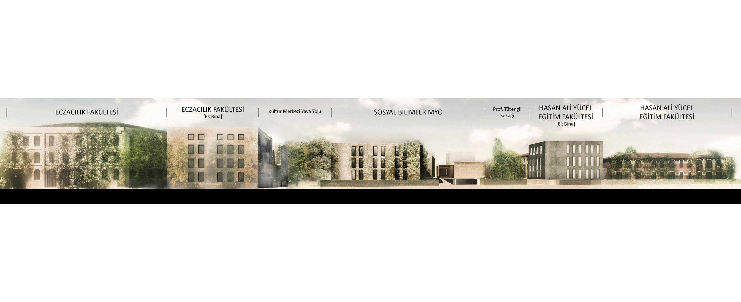 İstanbul Üniversitesi Eczacılık Fakültesi Ek Binası