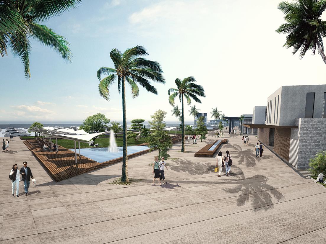 İskenderun Marina Kompleksi ve Kıyı Bandı Düzenleme Projeleri