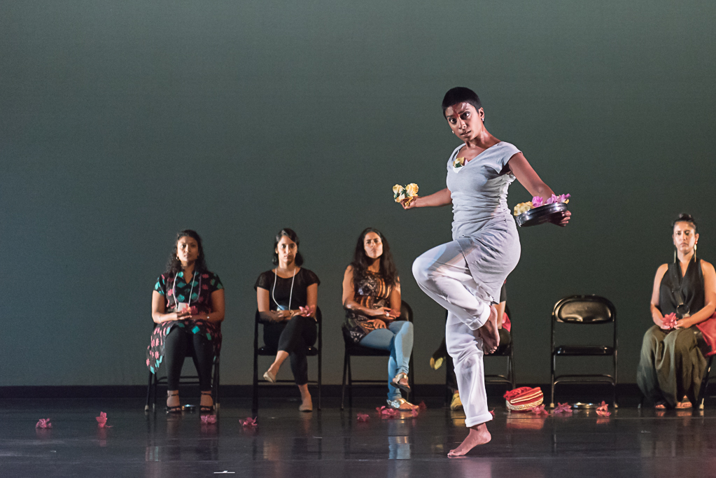 performance at pace university, nyc, september 2014, photo by darial sneed
