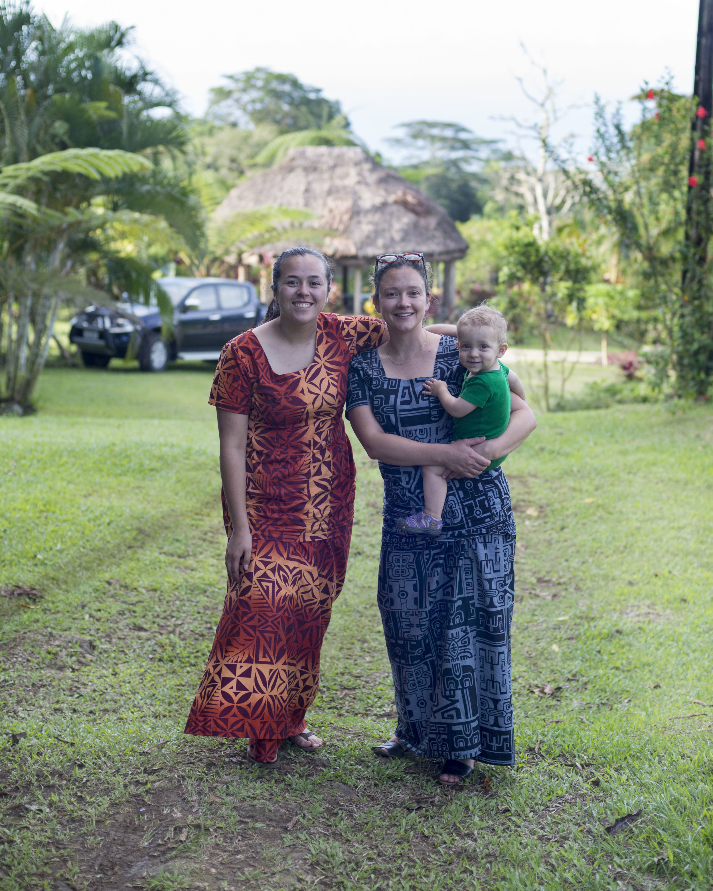 - Tia Tupuola traveled to Samoa with me in summer 2017 to assist with research about women's relationships to their bodies. During this time she also conducted independent research on the historical integration of Christianity into village life.