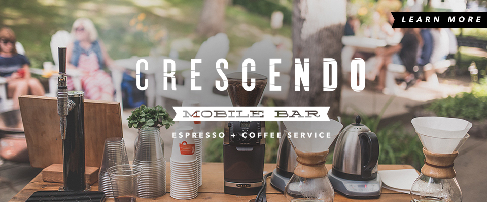 crescendo mobile bar