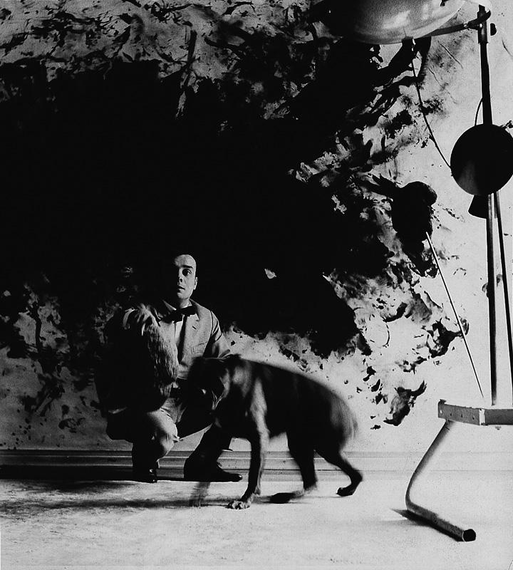 Yves Klein 1962