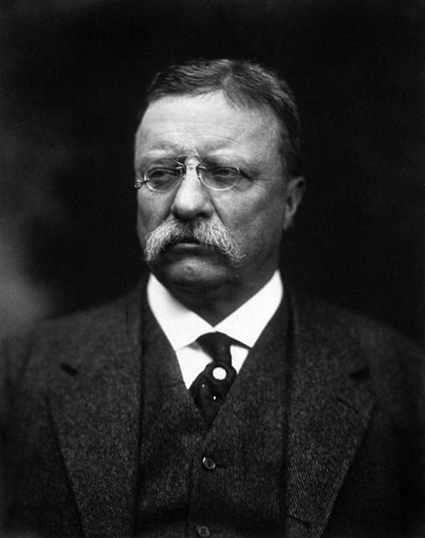 To Dissolve the Unholy Alliance Between Corrupt Business and Corrupt Politics is the First Task. -Pres Teddy Roosevelt