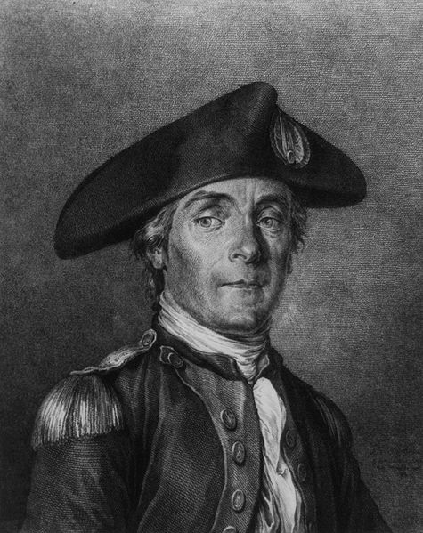 I wish to have no connection with any ship that does not sail fast, for I intend to go in harm's way. -John Paul Jones