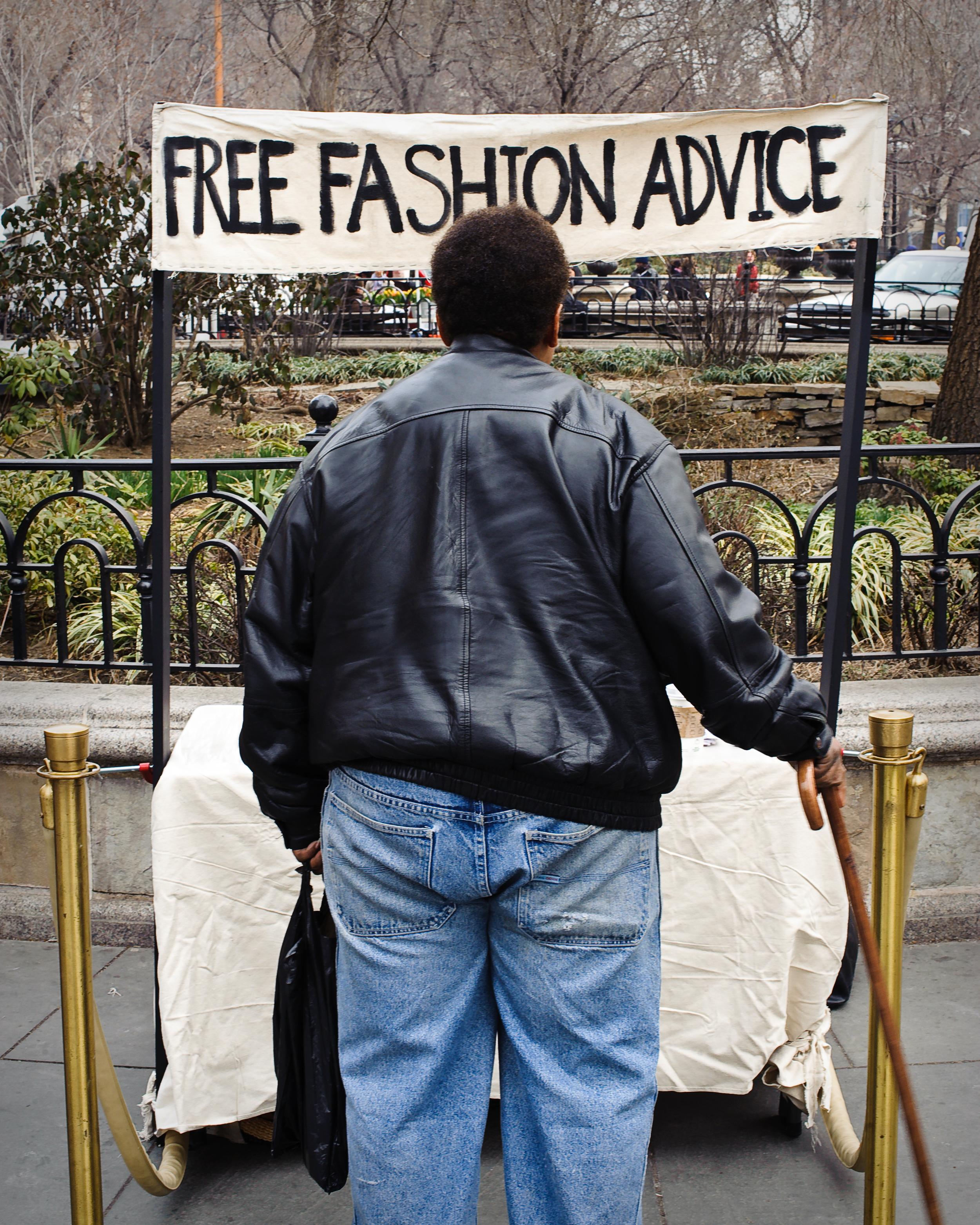 Free Fashion Advice