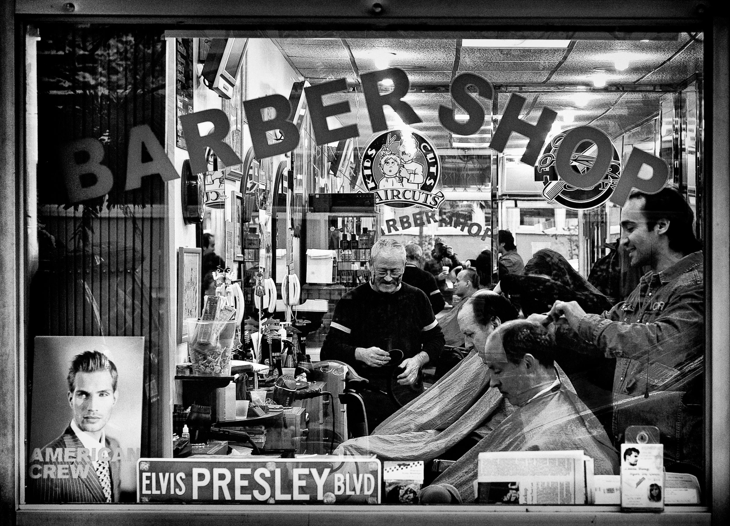 Baldy Barber Shop