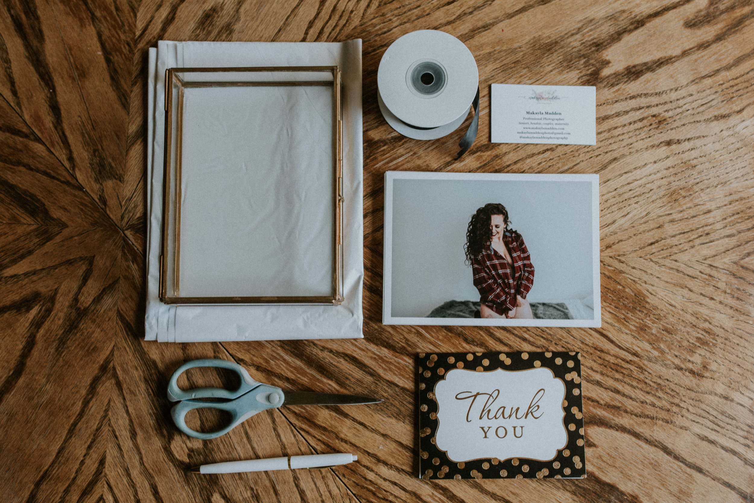 boise idaho boudoir photographer branding marketing glass folio picture box products
