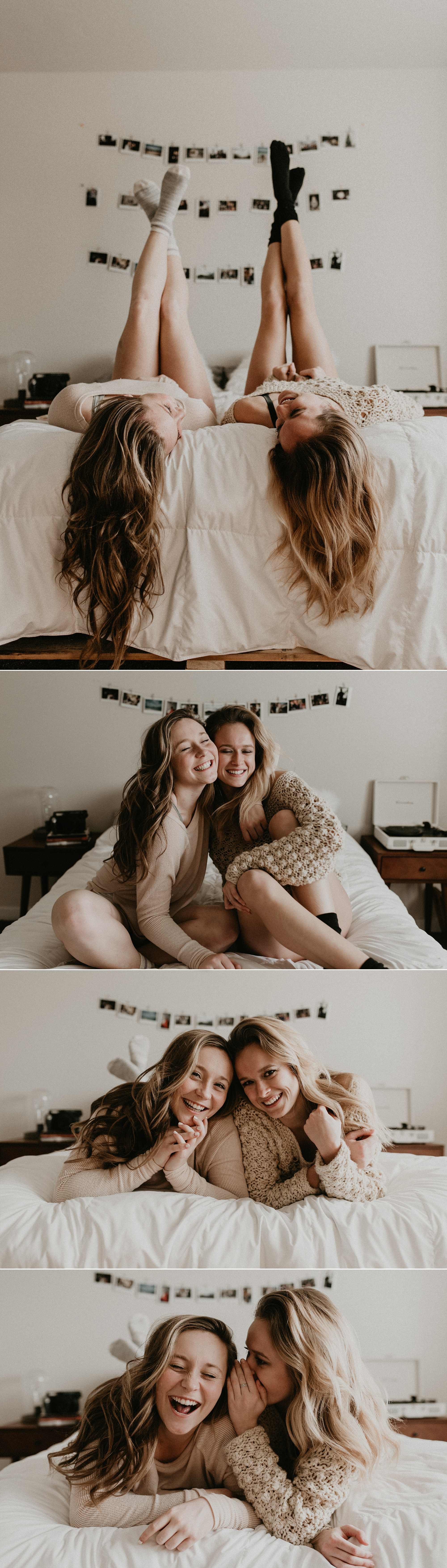 Boise Boudoir Photographer Boudoir By Kayla Makayla Madden Photography Idaho Lifestyle Boudoir Pizza Naps Boise Senior Photographer Best Friends Sweater Weather Polaroids Tumblr Girls