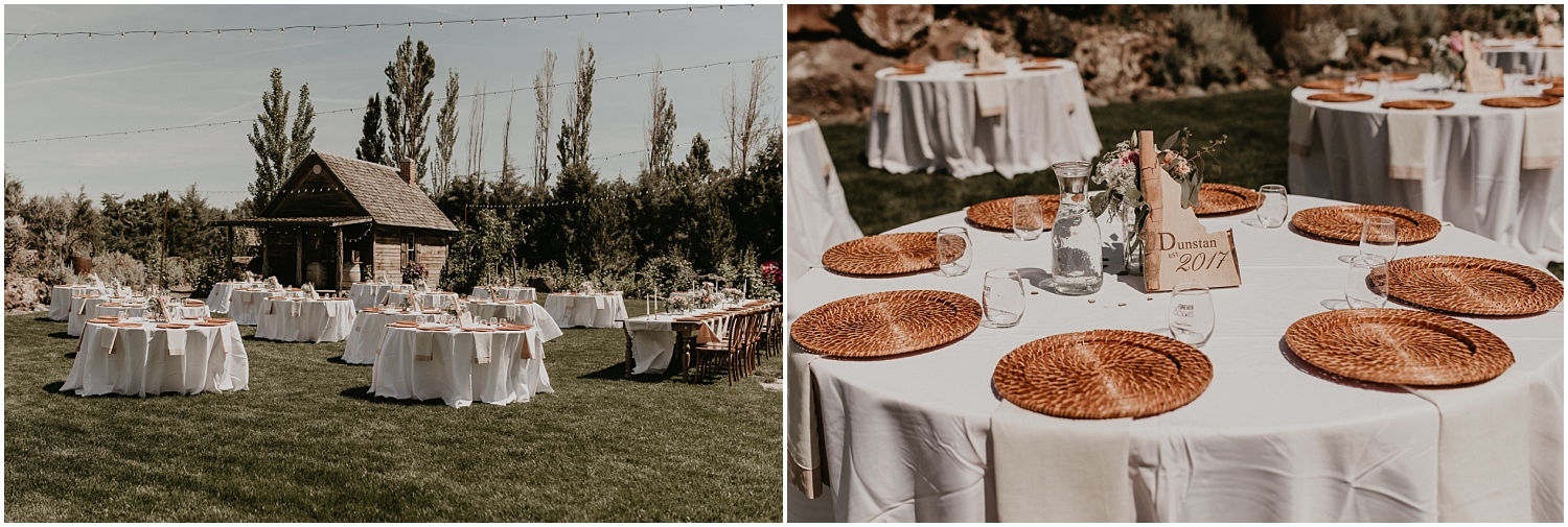 Boise Wedding Photographer Makayla Madden Photography Still Water Hollow Boise Wedding Venue Country Chic Summer Wedding Idaho Wedding Venues Ira Lucy Boise Wedding Design Coordinator