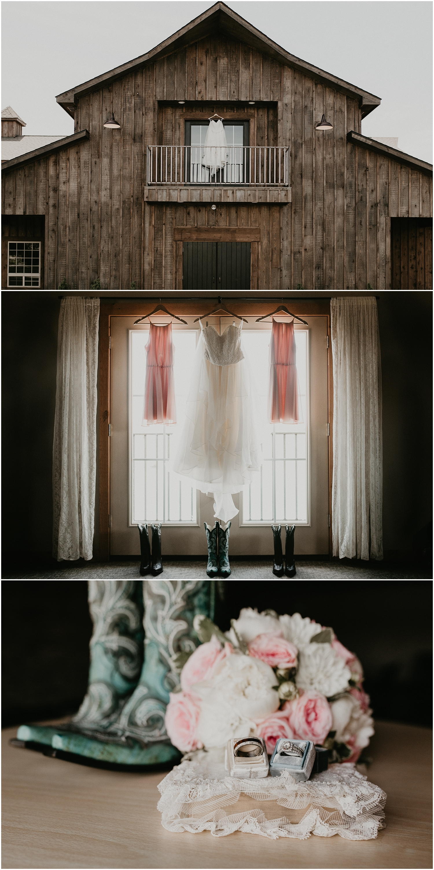 Boise Wedding Photographer Makayla Madden Photography Still Water Hollow Boise Wedding Venue Barn Country Chic Rustic Wedding Ideas Boots Wedding Dress Boise Senior Photographer