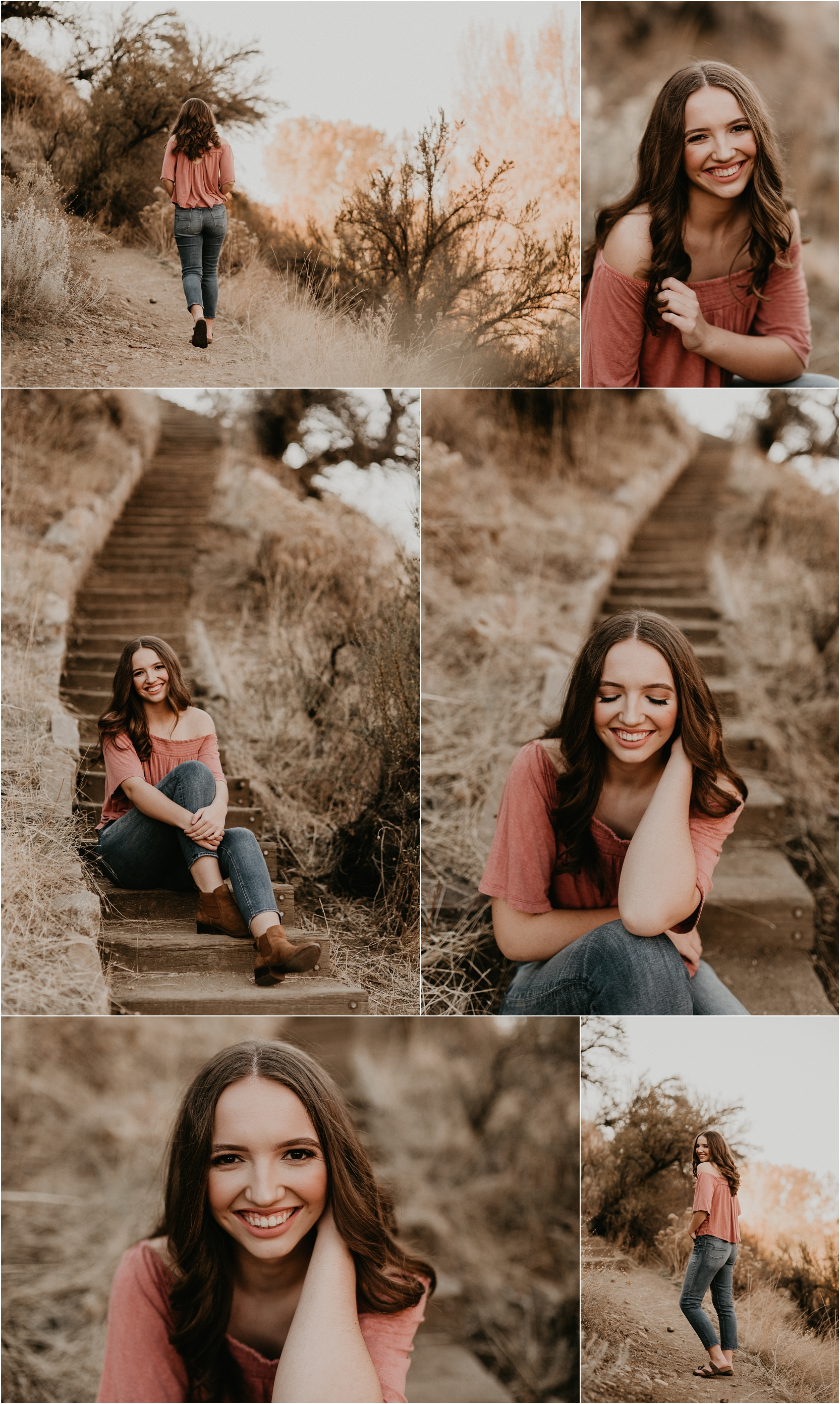 Boise Senior Photographer Makayla Madden Photography Downtown Boise Centennial High Senior Pictures Boise Foothills Senior Outfit Locations Raw Real Natural Candid Moments