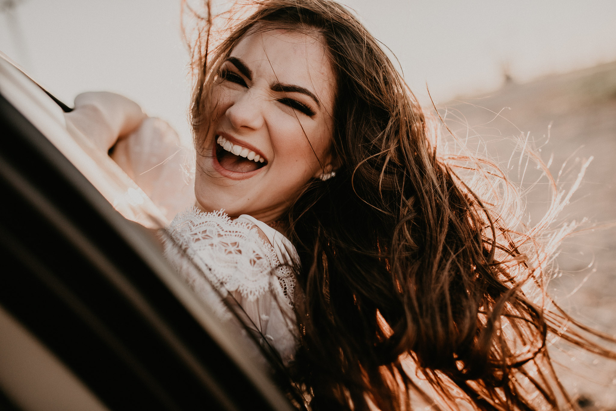Makayla madden boise senior photographer photography brilliant light meredith laughing nikon canon cameras