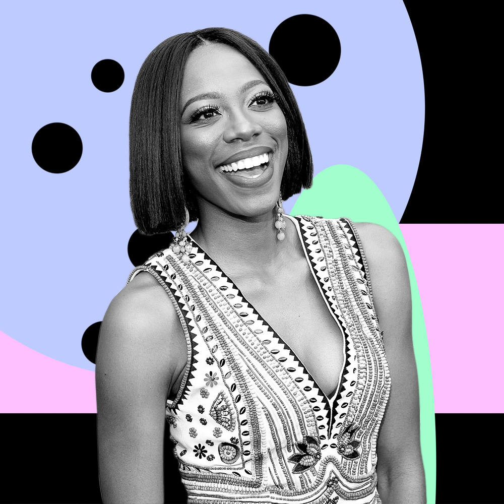 Essence: Behind the Beat: Yvonne Orji's Makeup Artist Explains the Secret to Keeping Your Makeup Fresh