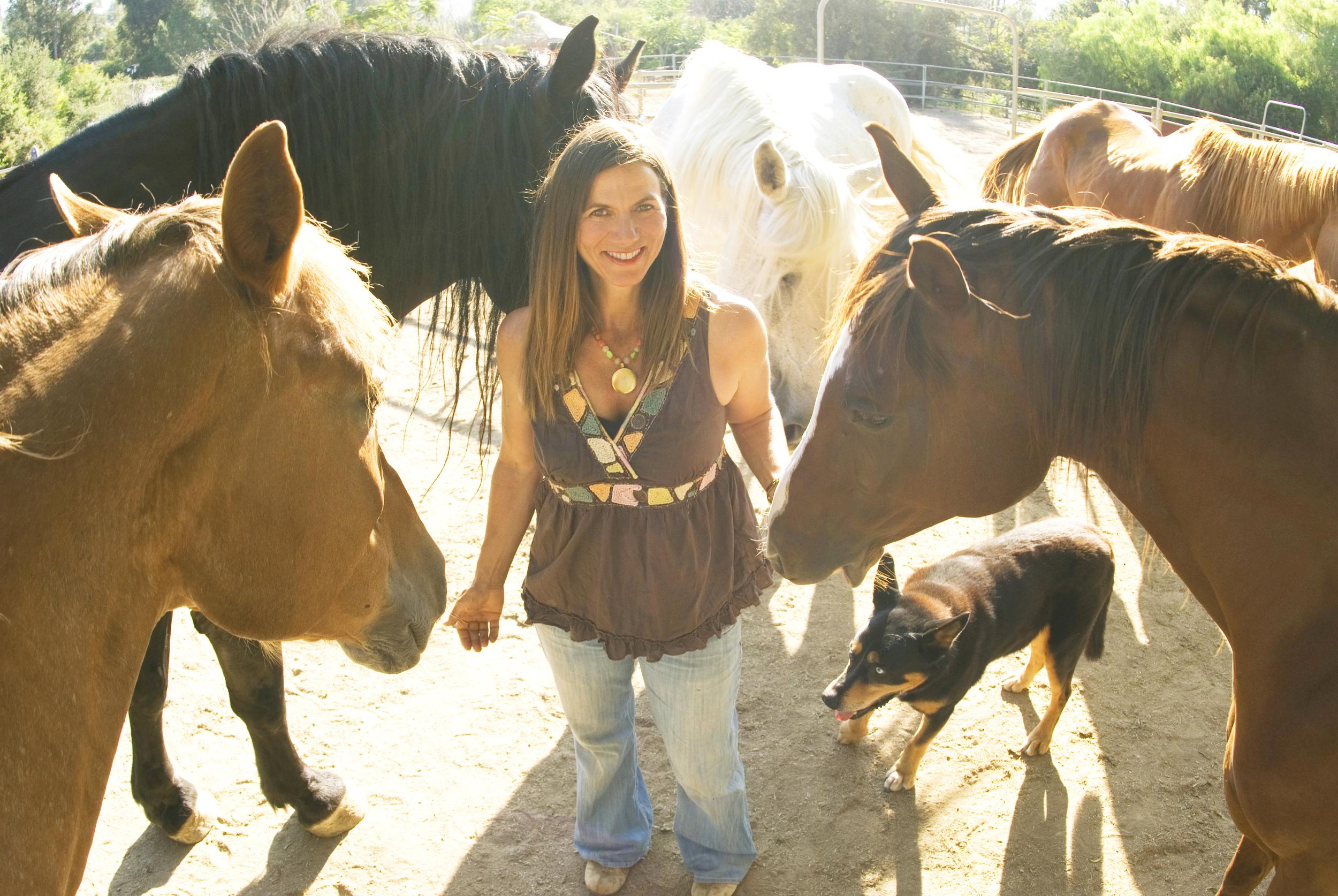 sara and horses forbook.jpg