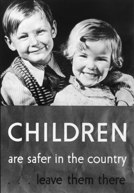 A poster from ww2