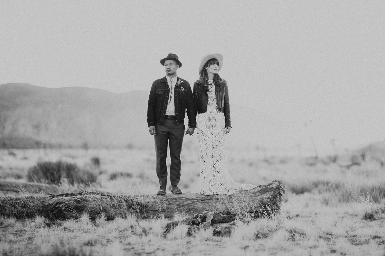 SAM + KARL     pioneertown, ca  OCTOBER 21, 2017