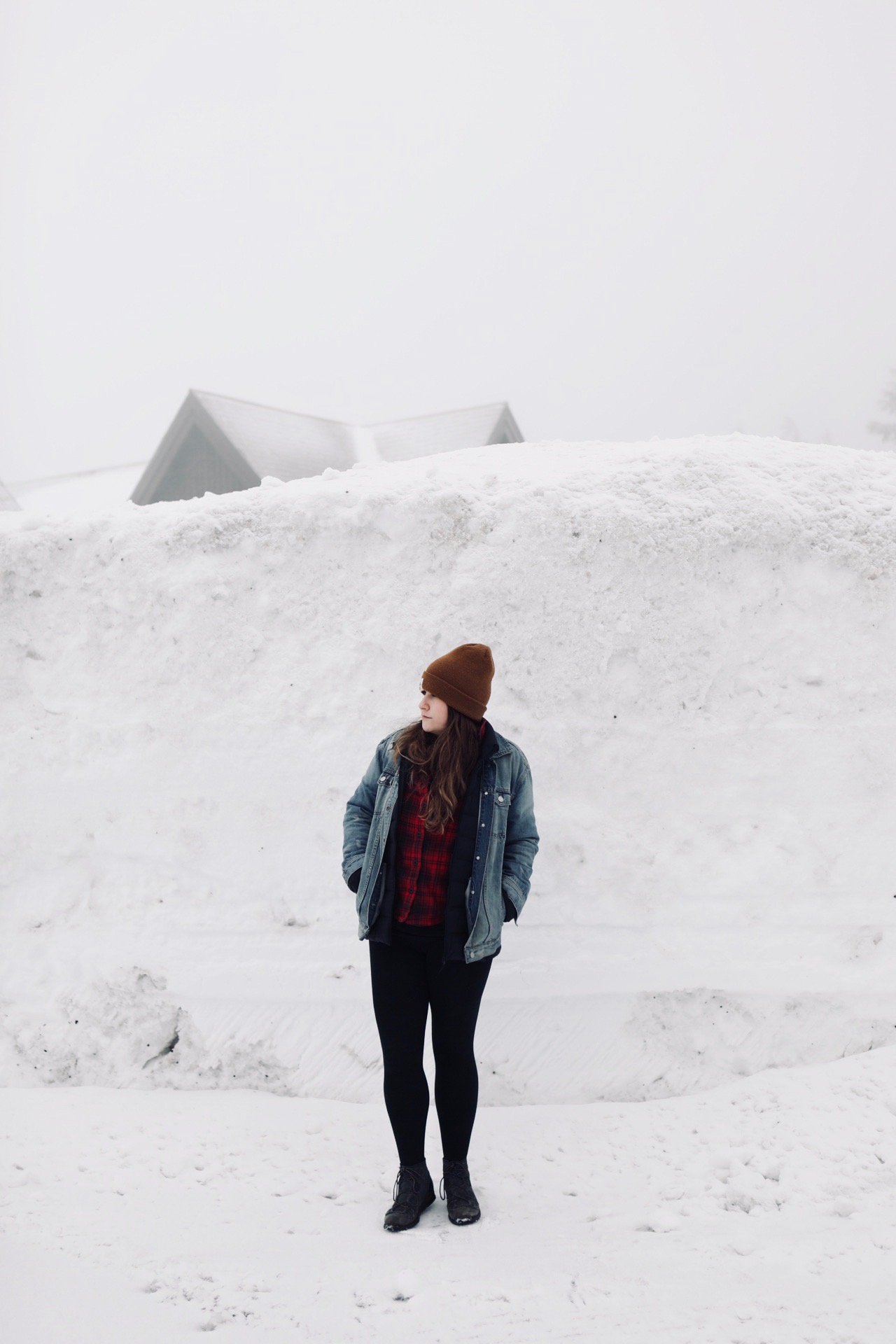 Me at Crater Lake Visitor Center; Image by Ben Ashby