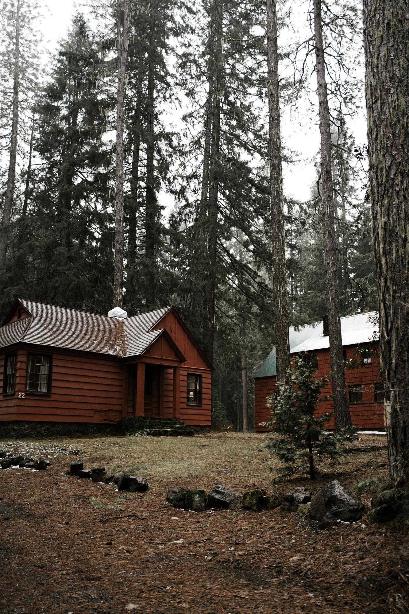 Cabins at Union Creek Resort