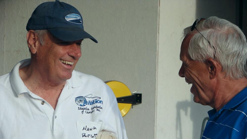 Hank Bartlett and Gary Myers