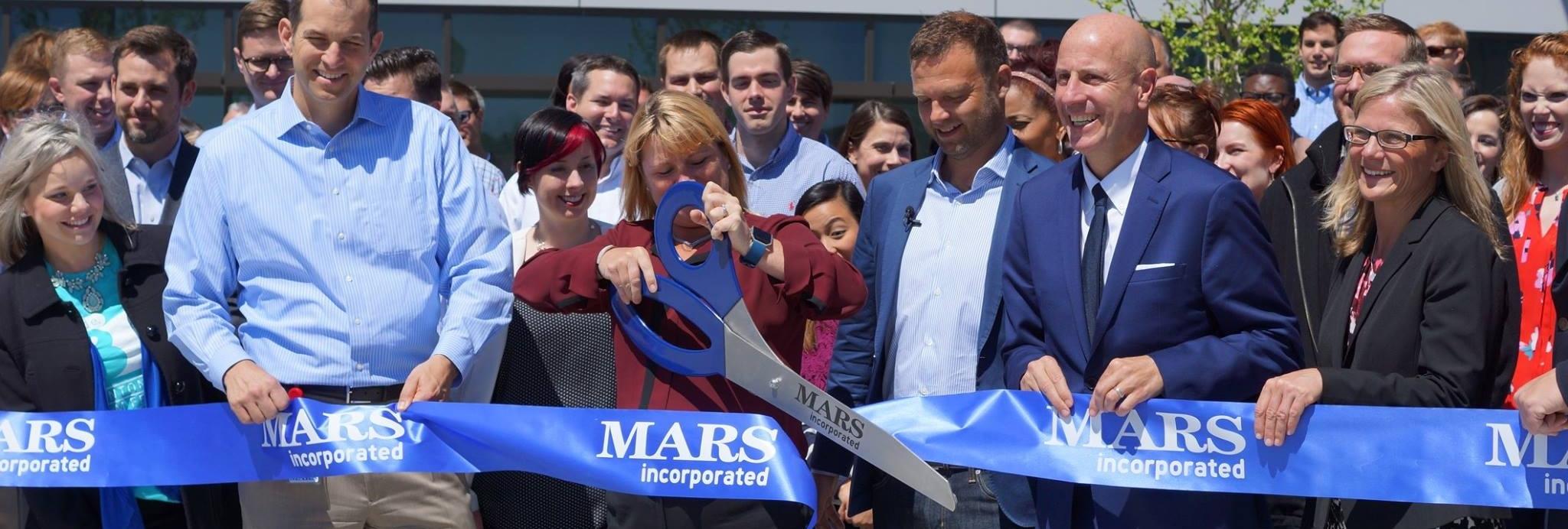 MARS Inc. Grand Opening Captured in 2017.