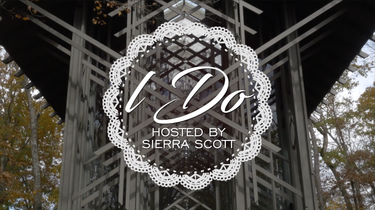 I Do  – Currently we are producing this show for COX Media's YURVIEW channel where we find perfect partnerships to make beautiful wedding come to life here in NWA.