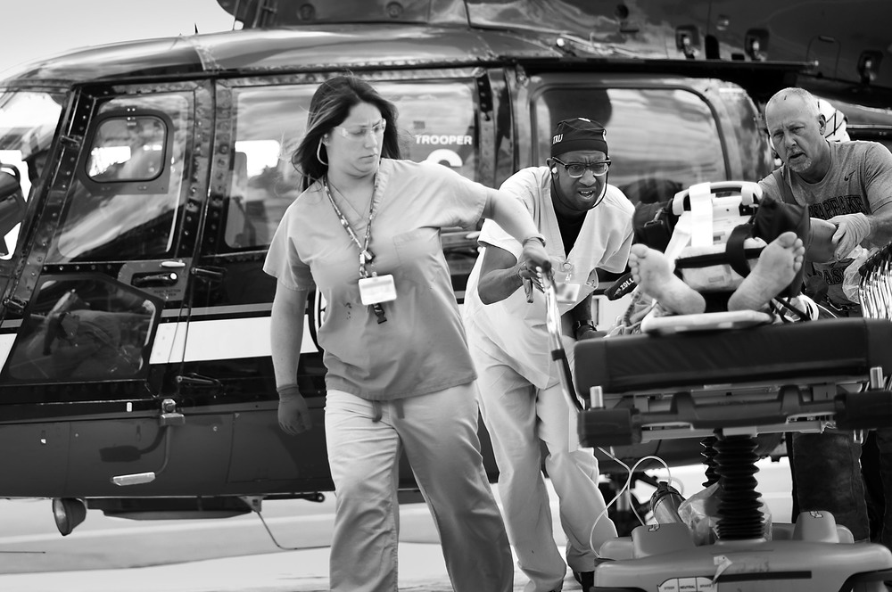 Baltimore Shock Trauma