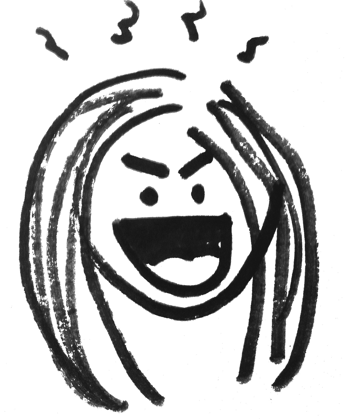 AAAUGH!!! Feel my doodle rage!