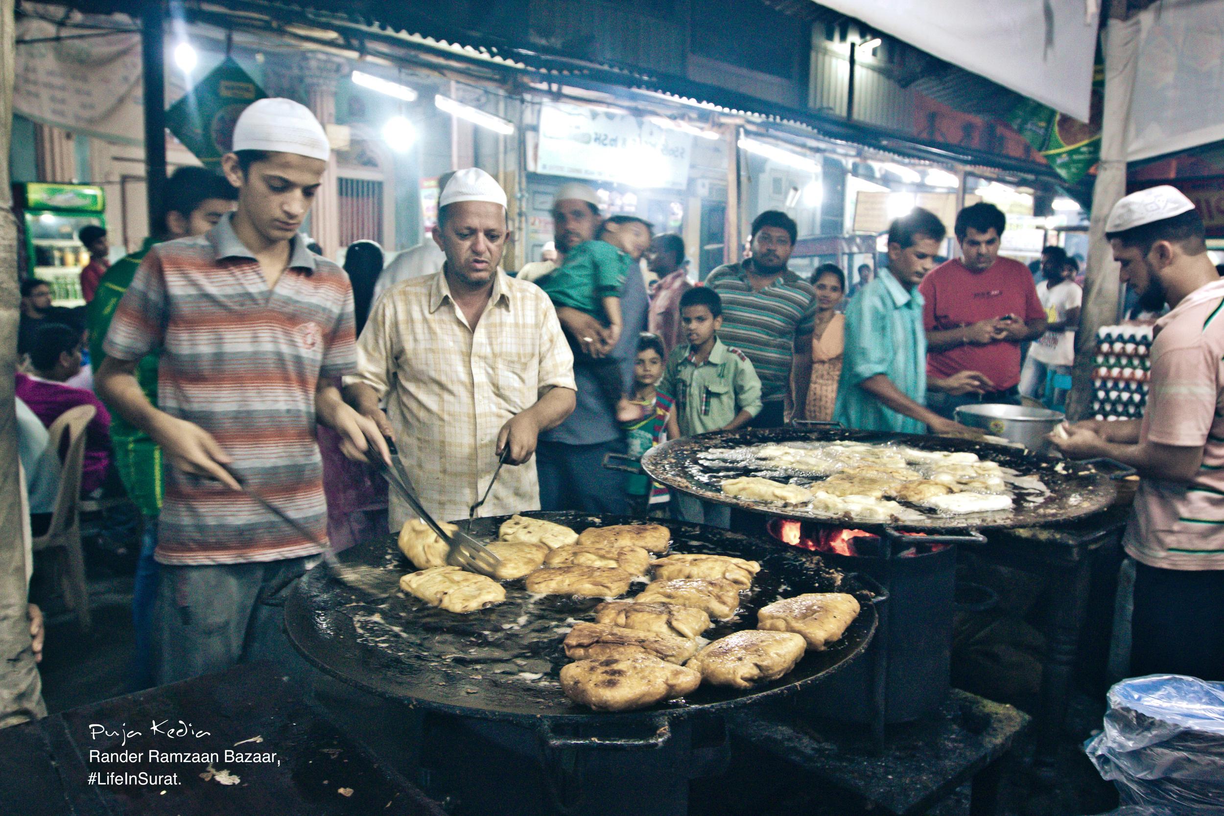Rander Ramzaan Bazaar Kesubhai's