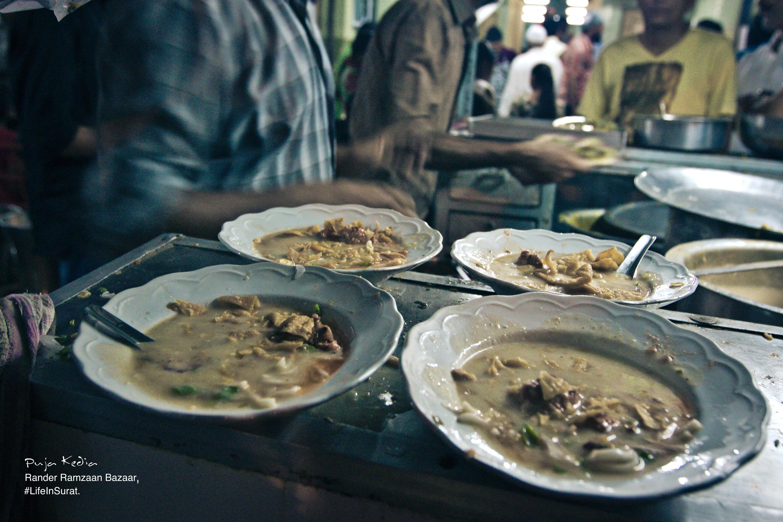 Rander Ramzaan Bazar - Khausa