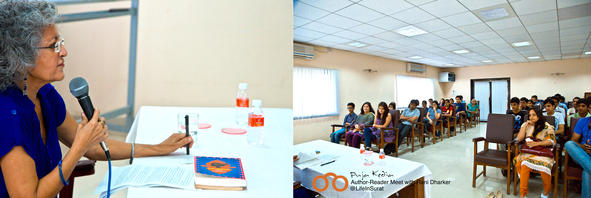 The Interaction Session with Rani.