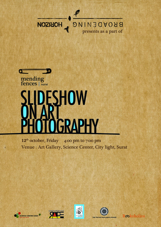 Slide Show on Art Photography