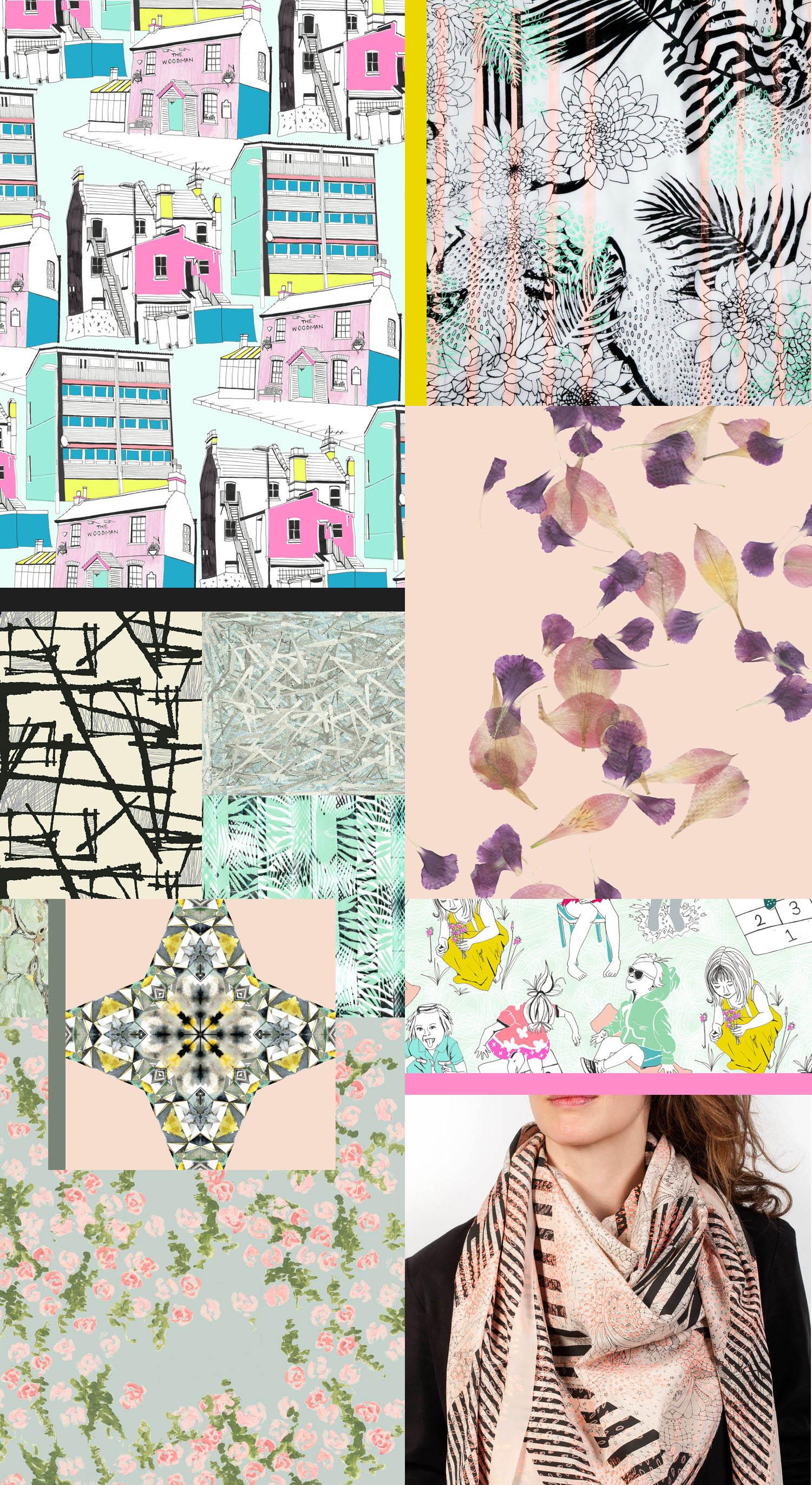 Fresh Picks 3 - Design Talent spotted by Liz Nehdi, 2014