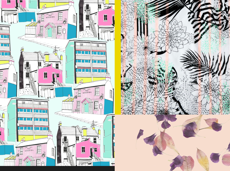 Detail 1 of Fresh Picks 3 by Liz Nehdi