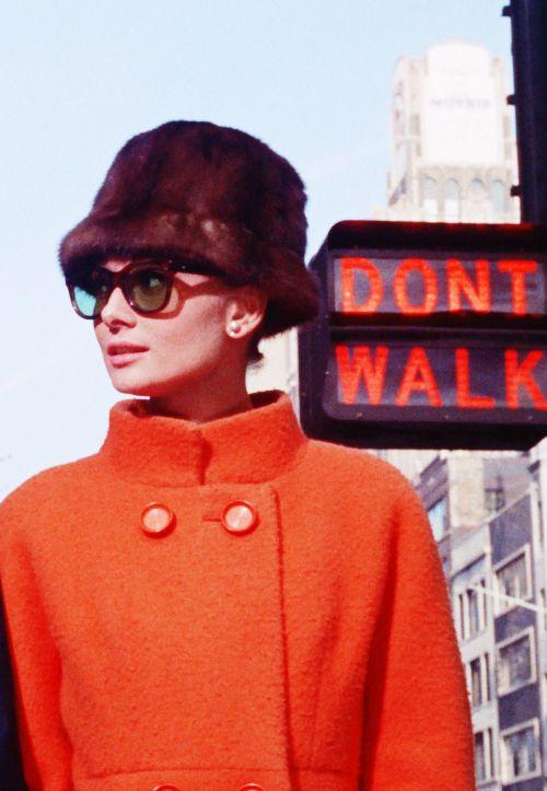 Audrey Hepburn via  Vintage-Retro