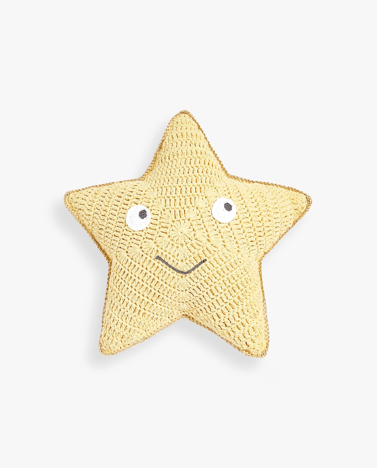 Zara kids star pillow