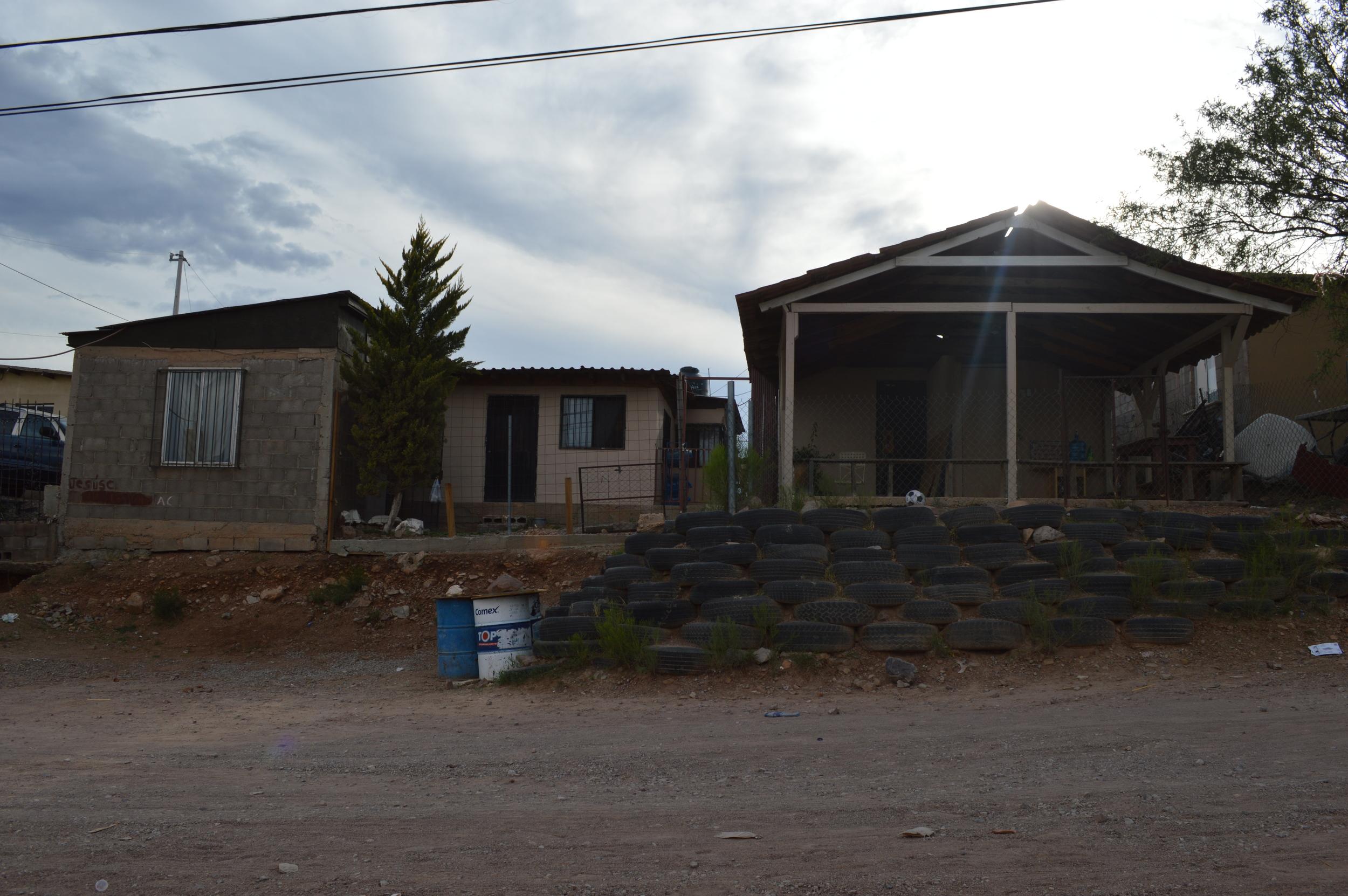 - Cuirim House in 2014