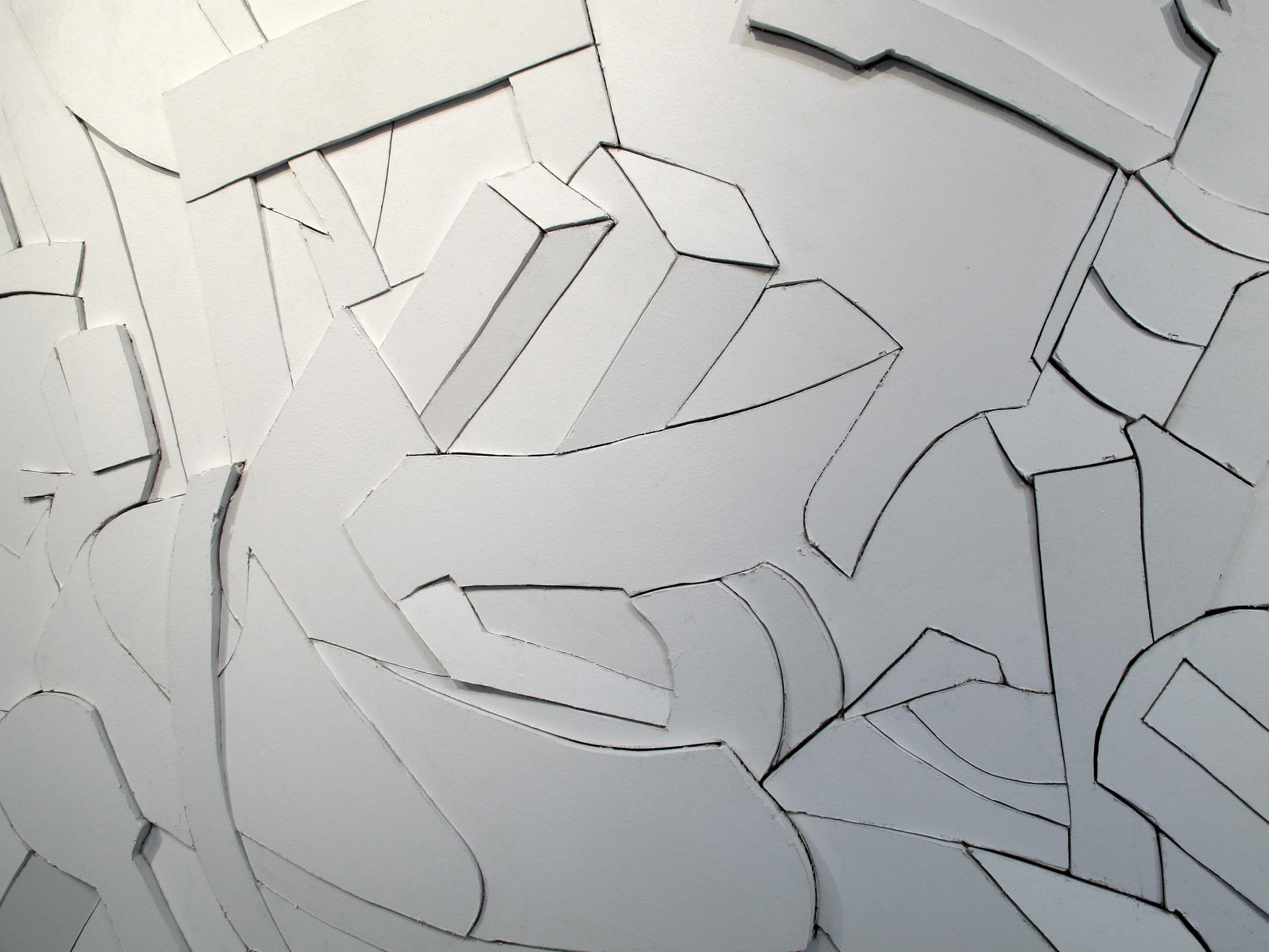 Inhabitat XXII, detail