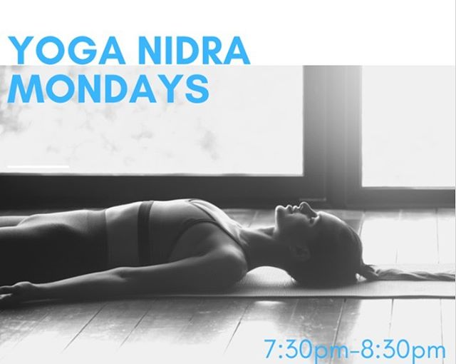 """The sages developed Yoga Nidra through a profound understanding of the subtle systems that link the physical body, mind, energy body, and the unconscious. Yoga Nidra was their ingenious methodology for healing and transforming each of these 'layers.' In other words, Yoga Nidra is a complete and holistic approach to restore the body, the mind and the most subtle realms of being."" - @yogaruparodstryker  Frankly, this practice is incredible on so many levels and so beautifully accessible - just lie down on your mat and let the words of this practice guide you into a state of yoga Nidra. Join me for the first three Mondays in July at @ebbandflowyogastudio . To register peek the link in my bio!"
