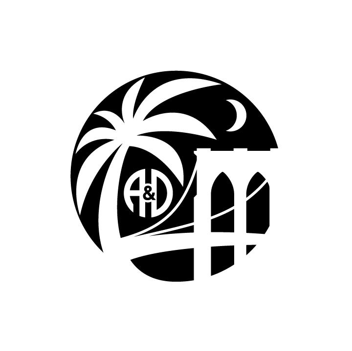 A&D Wedding Logo