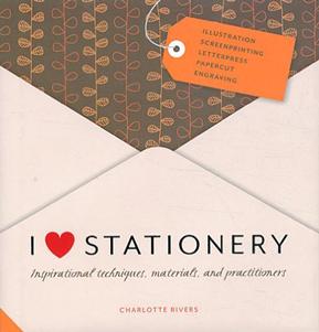 I Love Stationery Book