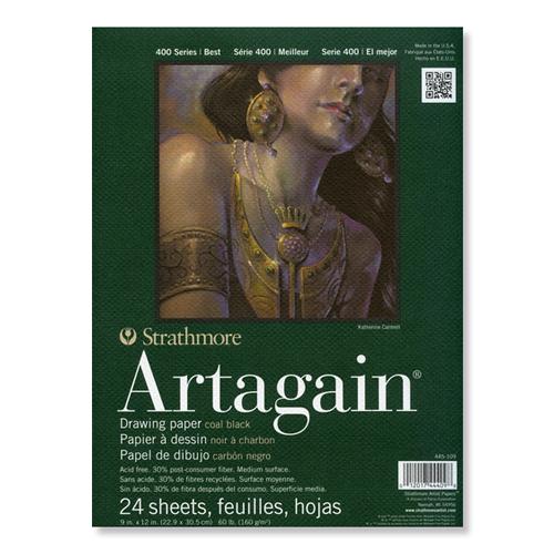 Strathmore Artagain Black Paper