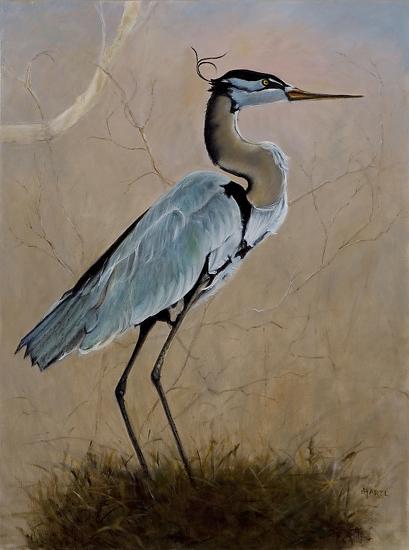 """Blue Heron"""
