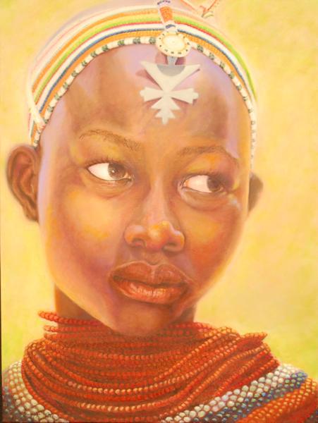 """Samburu Maiden"""