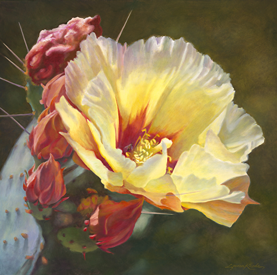 """Desert Bloom Radiance"""