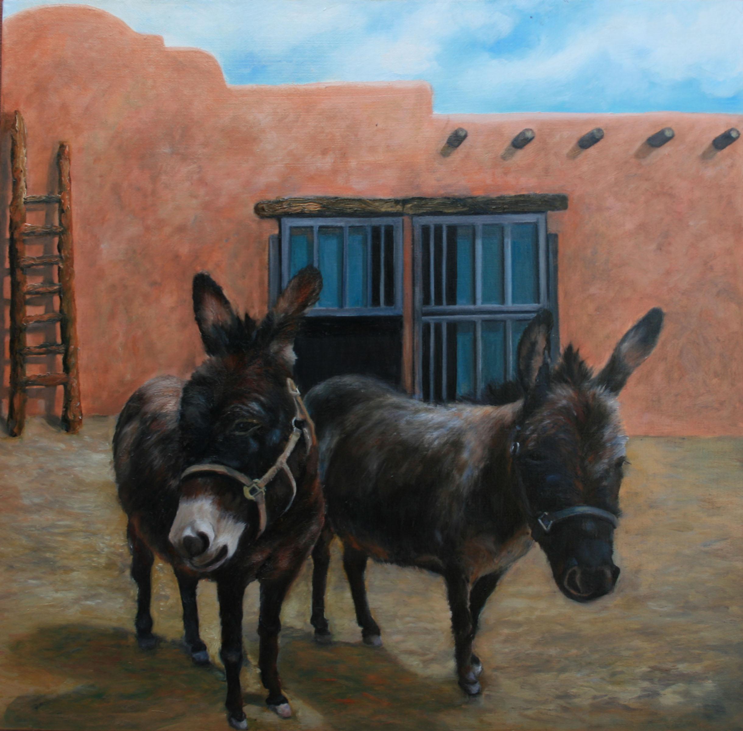 Artist: Lori Myers, Oils on Canvas