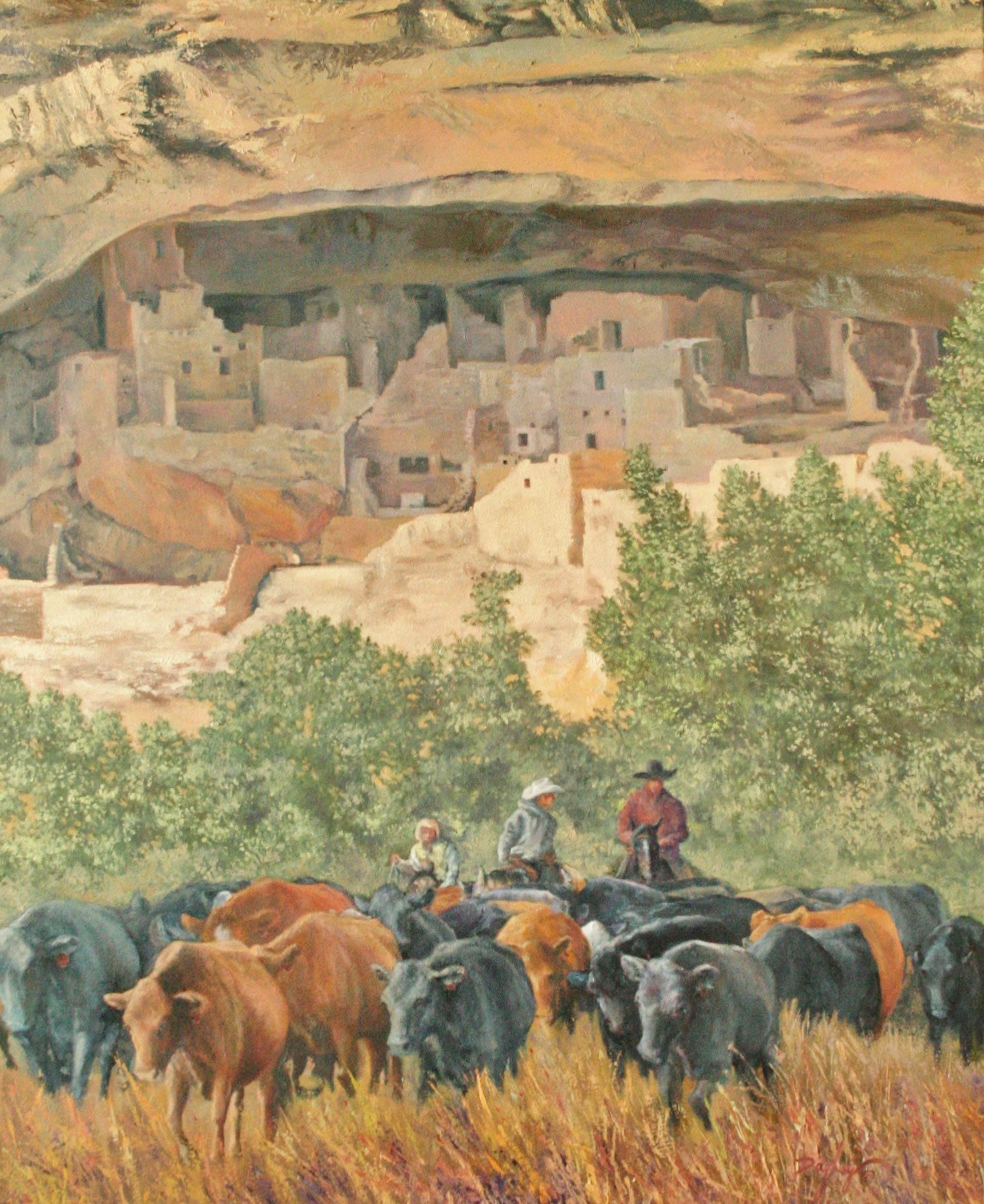 """Fall at Mesa Verde"""